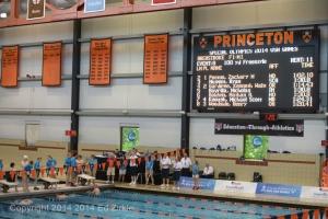 Team Ohio swim team