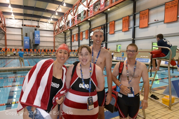 Team Ohio swim team